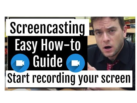 Screencast Tutorial