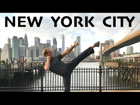 New York City & Manhattan