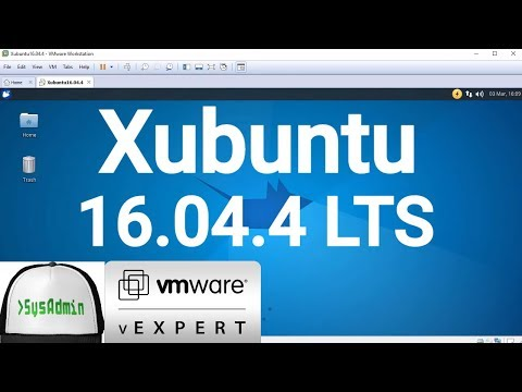 How to Install Xubuntu 16.04.4 LTS + VMware Tools + Review on VMware Workstation [2018]