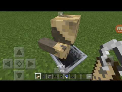 How to make a telescope in minecraft pe no mod no add ons no command