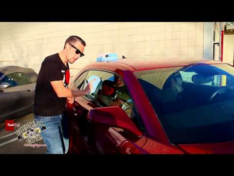 How To: Clean and Protect Windows Glass - Chemical Guys Car Care CHEVY CAMARO