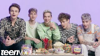 Why Don't We Plays I Dare You   Teen Vogue
