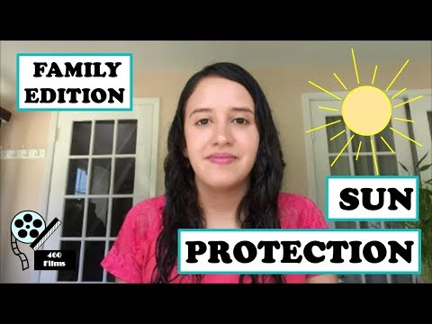 TIPS FOR SUN PROTECTION || SKIN CANCER PREVENTION