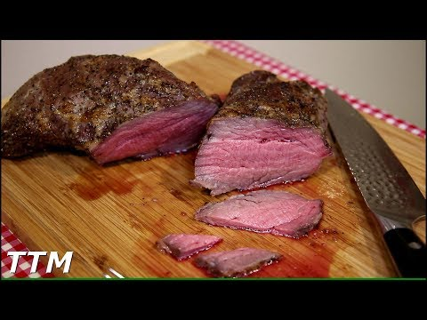 How to Cook a Tri-Tip in the Oven