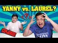 YANNY VS LAUREL EXPLAINED Experiment Makes Dad Lose His Mind You Will Be Amazed