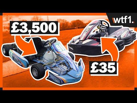£35 vs £3500 Go Karts