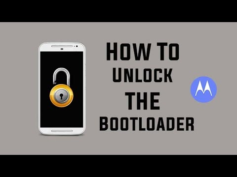 How To Unlock The BootLoader Of Any Motorola Smartphone ( Same For All Moto Smartphone )