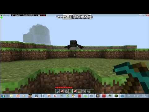 minecraft- how to make a monster spawner out of a pig spawner