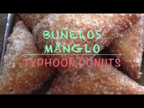 Buñelos Månglo Recipe