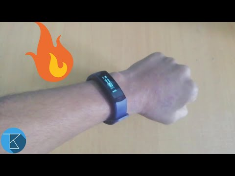 This Band is Amazing...   Honor Band 3   Unboxing + Overview + Setup   Techno Buzzer