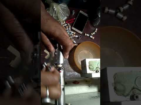 Speaker cnc voice Coil winding machine