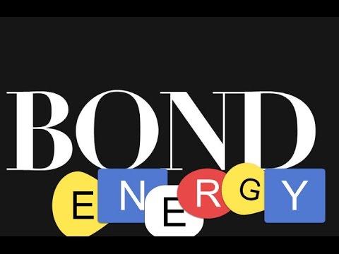 Thermochemistry: Bond Energy