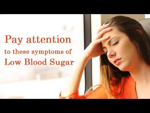 Pay attention to these symptoms of low blood sugar - Onlymyhealth.com