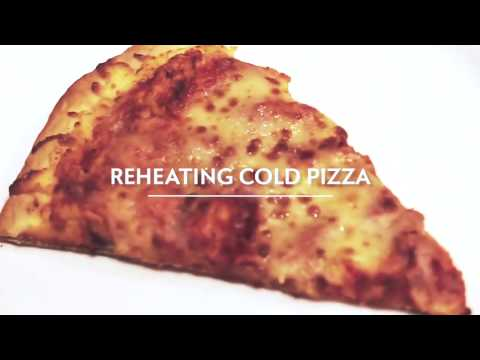 The Shortcut: Reheating Cold Pizza