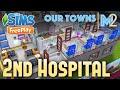 Sims FreePlay - 2nd Hospital (Original Design)