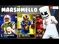THE MARSHMELLO DRAFT! PLAYERS WITH THE LEAST STRENGTH IN EVERY ROUND! Madden 19 Draft Champions