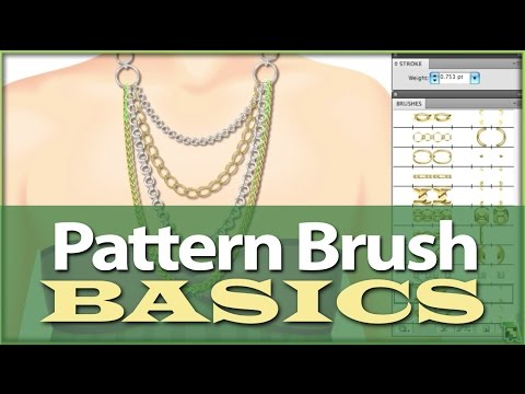 AI Pattern Brush Basics