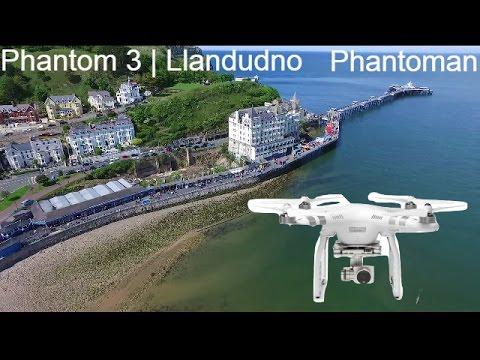 Phantom 3 Flight | Llandudno