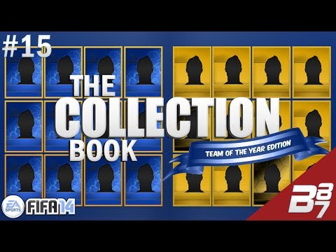Collection Book Team Of The Year EDITION! | Defenders | FIFA 14 Ultimate Team Pack Opening | #15