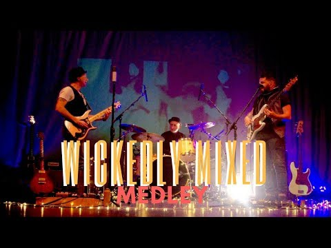 Wickedly Mixed // Medley // Book Now at Warble Entertainment