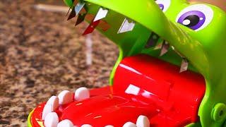 Download EXTREME CROCODILE DENTIST CHALLENGE! Video