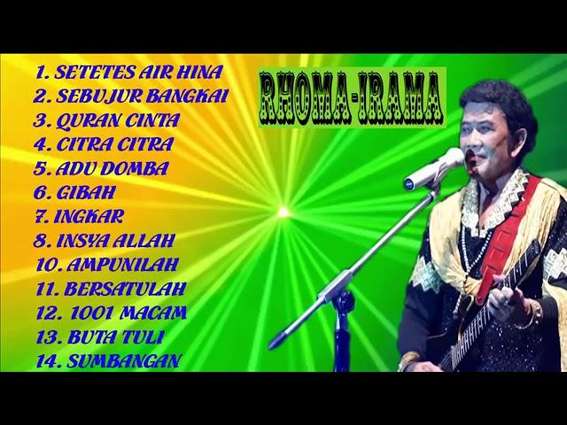 Download 「Full Album」 Rhoma Irama Album Sebujur Bangkai, Setetes Air Hina Lagu Paling Terbaik Sepanjang Masa MP3 Gratis
