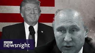 Did Russia help elect Trump? - BBC Newsnight