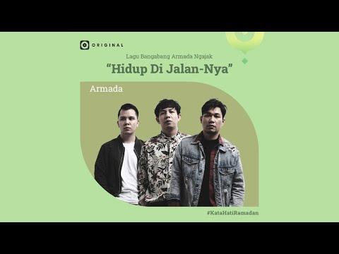 Download Lagu Armada Hidup Di Jalan-Nya Mp3