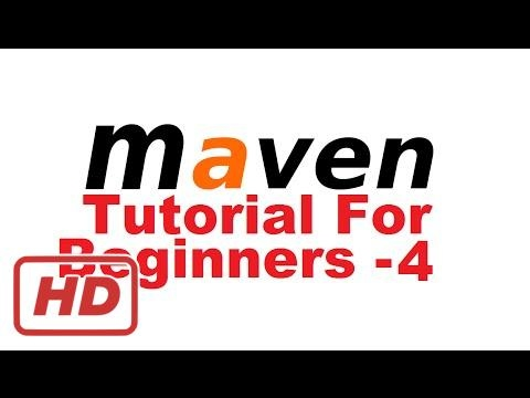 [Maven Tutorial] Maven Tutorial for Beginners 4 - Creating Maven project using Eclipse IDE + Unders