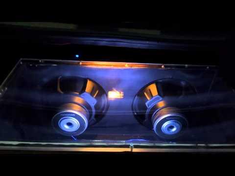 Plexiglass Speaker Box Sneak Peek