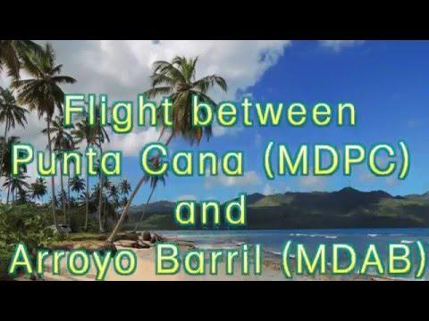Airtransfer Punta Cana-Samana