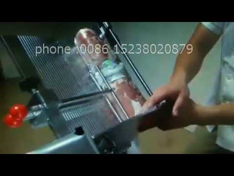 frozen meat slicing machine from Mary 0086 15238020879