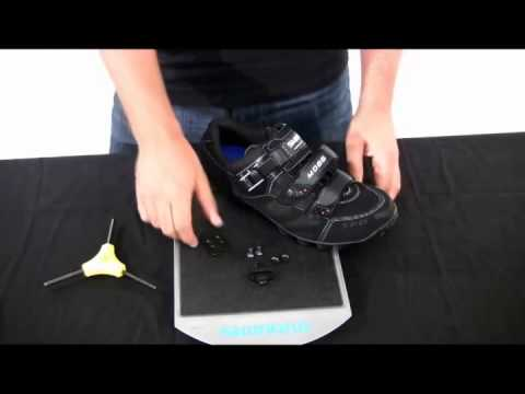 How To Attach A Shimano SPD Cleat