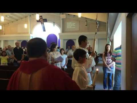 SKD The Way of the Cross - Good Friday - April 3, 2015