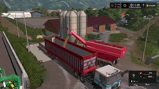 Farming Simulator 17 Timelapse #50 | Stappenbach With