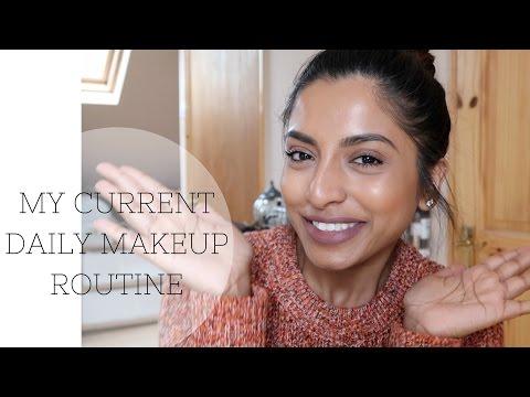 My Current Daily Makeup Routine | Jumani MUA