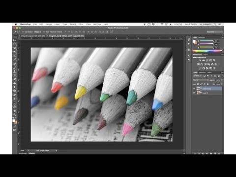 Photoshop CS6 | History Brush