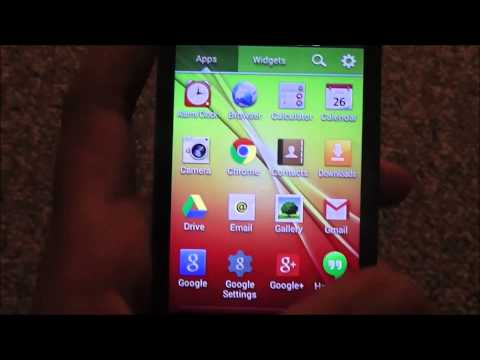 Tracfone LG Optimus Fuel L34C Refurbished Review