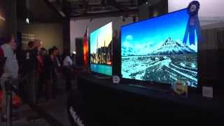 LG OLED - LG Highlights from CES 2015