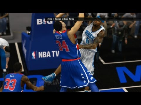 NBA 2K13 My Team - Rejections and Mark Price