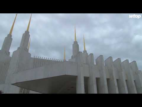 Landmark Mormon temple will briefly open doors to public after renovation