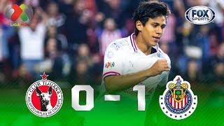 Tijuana - Guadalajara  [0-1] | GOLES | Jornada 7 | Liga MX