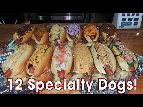 Xxx Mp4 World 39 S Most DELICIOUS Hot Dog Challenge 3gp Sex