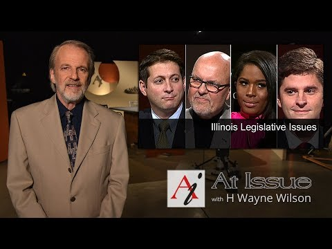 At Issue #3008 - Illinois Legislative Issues