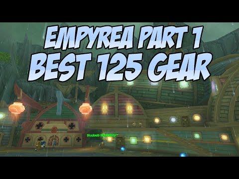 Wizard101: EMPYREA PART 1 BEST GEAR! - Lvl 125 Cabalist Gear