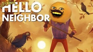 Hello Neighbor: FINAL GAME! #1 [Annoying Orange Plays ...