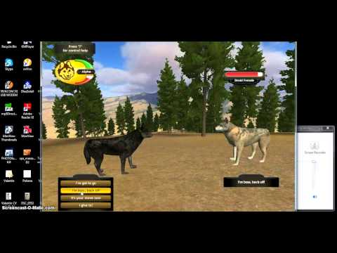 How to have pups in WolfQuest