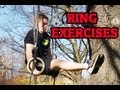 Ring Exercises - Total Body Workout