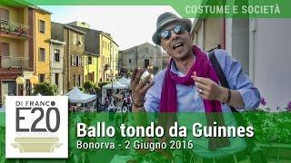Il Ballo Tondo Da Guinnes A Bonorva - Servizio Tv - Video E20
