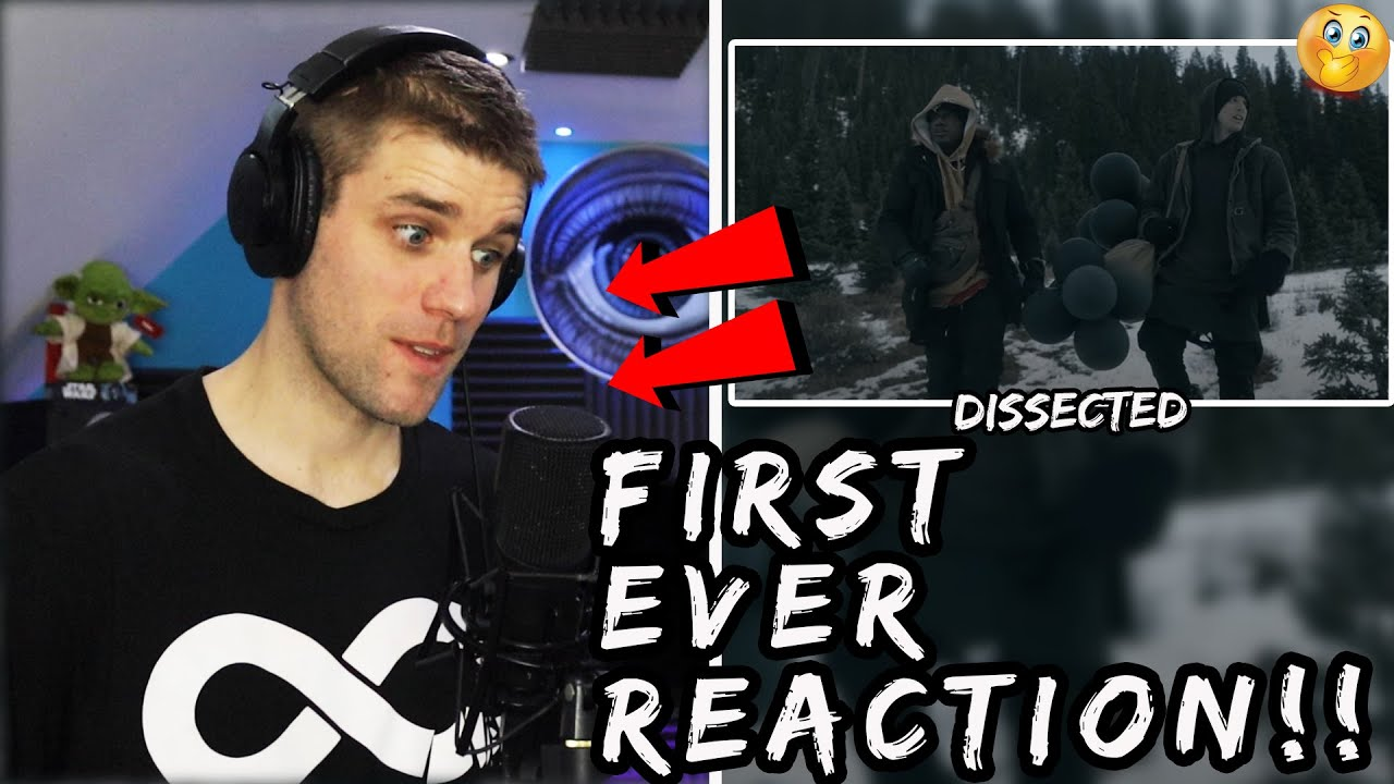 Rapper Reacts to NF LOST ft. Hopsin!! | THE BARS IN THIS! (First Ever Reaction)